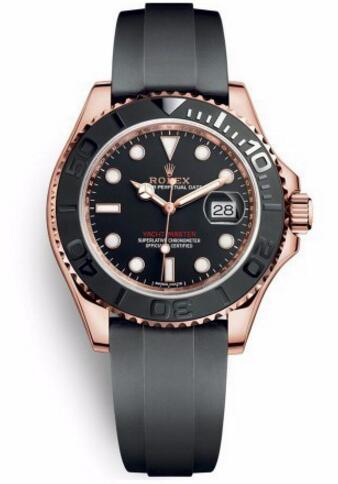 When talking about the gold watches, that must mention Rolex. However, among all these gold Rolex watches, this rose gold crown fake Rolex watch with sporty style is just outstanding representative.