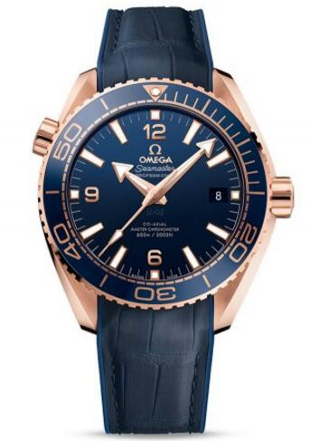 With classical appearance and sporty style, this replica Omega Seamaster watch is more stylish and fashionable than the traditional gold watches, just seeing from the appearance.