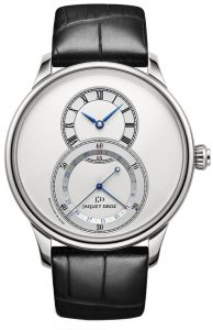 For the unique design style and stable performance, this replica Jaquet Droz watch also gains a lot of popularity.