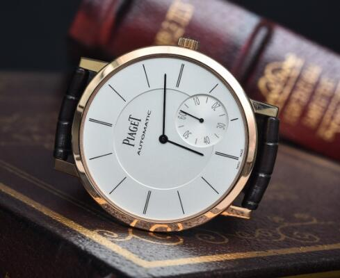 This Piaget is very suitable for formal occasion.