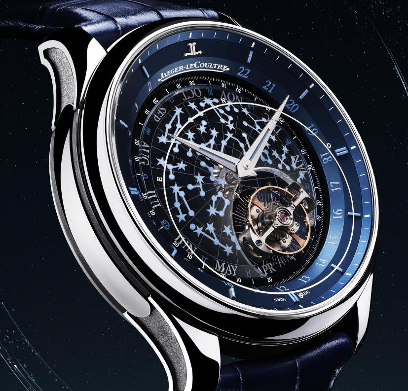 Jaeger-LeCoultre Master brings the charming starry sky to all its loyal fans.