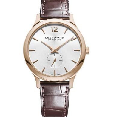 Chopard L.U.C watches will make wearers more gentle and charming.