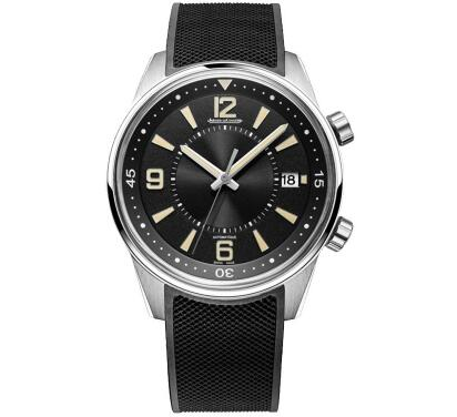 The Jaeger-LeCoultre Polaris looks sporty and trendy.