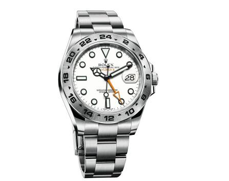 Rolex Explorer II is with high cost performance.