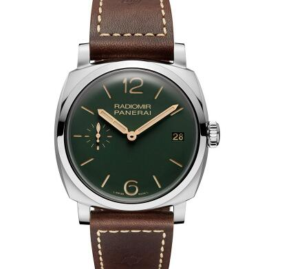 The 47 mm Panerai Radiomir is best choice for strong men.