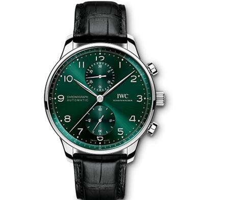 The IWC Portugieser has attracted numerous gentlemen.