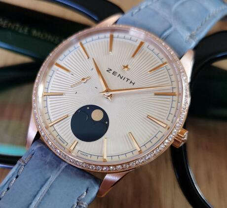 The timepiece is especially designed for women.