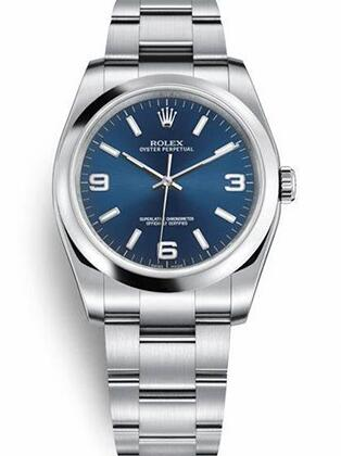 The Rolex Oyster Perpetual is with high cost performance.