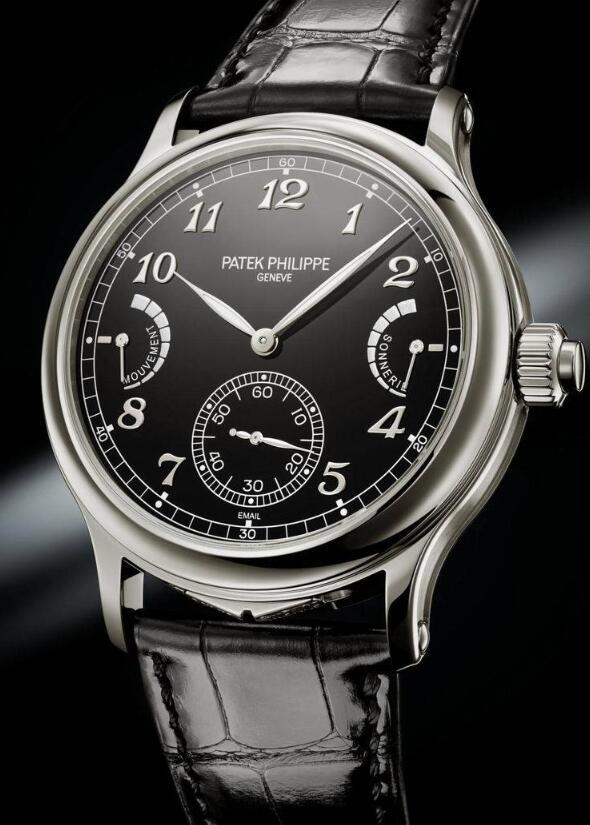 Online Patek Philippe replica watches are practical with Arabic numerals.