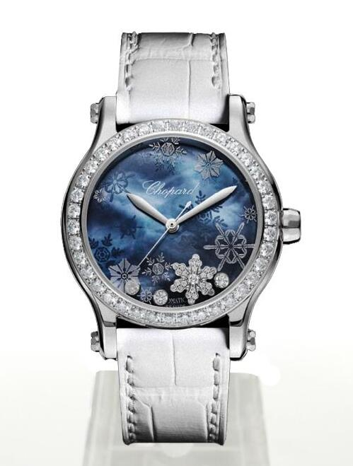 Swiss reproduction watches are luxurious with diamonds.